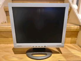 """AOC PC monitor 15"""" VGA computer monitor CCTV monitor"""