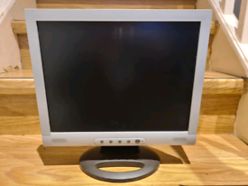 "AOC PC monitor 15"" computer monitor CCTV monitor"