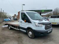 2016 Ford Transit 2.2 TDCi 350 RWD L3 H1 EU5 2dr (DRW) Vehicle Transporter Diese