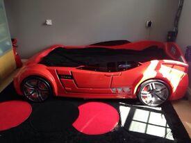 Car bed cilek bi turbo Ferrari