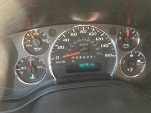2009 Chevrolet Express 2500 raised-roof van w/under 35000 KM