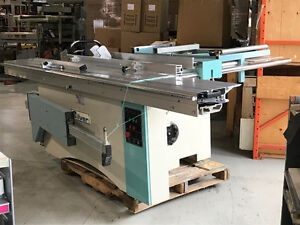 Sliding Table Saw with Tilting Blade / Silver SF-45 HARDLY USED!