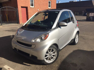 Reduced:2008 Smart Fortwo PASSION Convertible
