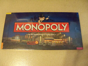 Monopoly Casino Rama Big Time Edition - New