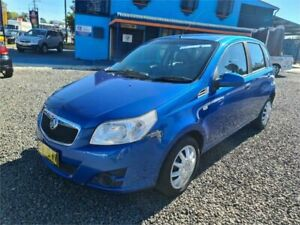 2009 Holden Barina TK MY09 Blue 5 Speed Manual Hatchback South Lismore Lismore Area Preview