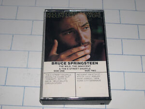 Bruce Springsteen - The wild The innocent The E.Street Shuffle