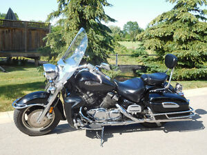 Yamaha Royal Star Tour Deluxe - Low kms