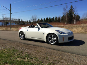 2008 Nissan 350Z Convertible roadster