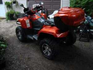 2010 Arctic Cat TRV 700