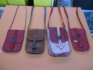 Handmade Leather Sling Bags