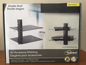 Audio/Video Accessories Shelving