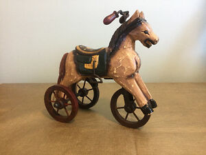 Pony tricycle