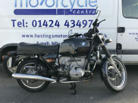 BMW R60/7 Classic Bike / Nationwide Delivery
