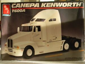 AMT CANEPA KENWORTH T600A 1/25 Scale model Kit