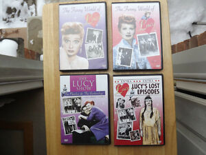 "FS: 2000 ""The Funny World Of Lucy"" (Lucille Ball) DVD 4-Pack Box London Ontario image 3"
