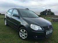 Volkswagen Polo Match (80Bhp) Hatchback 1.4 Automatic Petrol