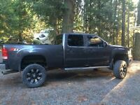 2011 GMC DURAMAX 2500HD