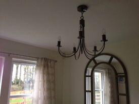 Next chandelier light