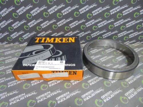 NEW Timken 892 Tapered Roller Bearing Cup