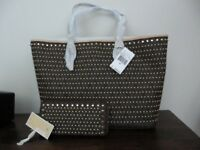 Michael kors bag & matching purse