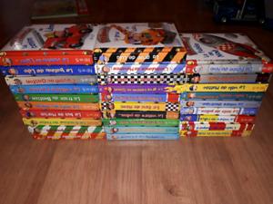 Lot de livres pour enfants p'tit garçon