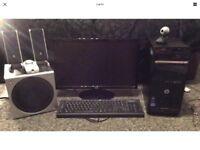 HP Pavilion P6 Series, Premiere Beats Audio, i3 Processor, 6GB Ram, 1TB