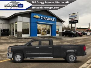 2015 Chevrolet Silverado 2500HD Crew 4x4 High Country / Standard