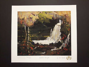 "Tom Thomson ""Northern Icons Suite 2"" Limited Edition set"