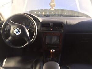 Volkswagen Jetta VR6glx heated leather double din with Bluetooth Moose Jaw Regina Area image 7