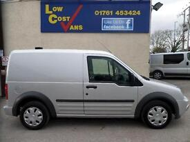 Ford Transit Connect 1.8 T200 SWB Trend Silver AIR CON Panel Van