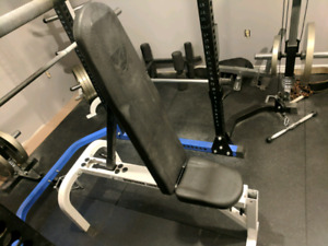 Northern Lights Flat Incline Weight Lifting Bench