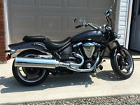 2007 Yamaha Roadstar Warrior 1700cc