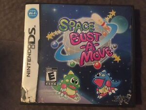 Space Bust-A-Move Nintendo DS Complet