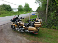 "HONDA GOLDWING LIMITED EDITION ""GOLD FOR SALE"""