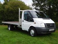 Ford Transit 350 E/F DRW 16FT READY FOR SCAFFOLDING