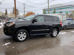 2013 Lexus GX Executive Premium SUV 4WD