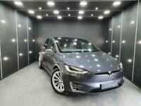 2017 Tesla Model X 90D, Free Supercharging, 6 Seater Interior Auto SUV Electric