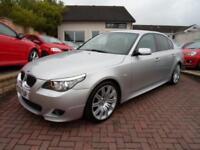 2009 BMW 5 Series 3.0 525d M Sport Business Edition 4dr