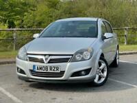 2008 Vauxhall Astra 1.9 CDTi 8v SRi 5dr Hatchback Diesel Automatic