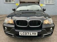 *FINANCE* 07 BMW X5 3.0d-AUTO SAT-NAVARA, PANORAMIC, WARRANTY, FULL MOT, LEATHER