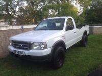 Ford Ranger 2.5TD. SWAPS TRY ME