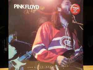 Vinyl Pink Floyd A Quiet Night San Diego april 21 1975