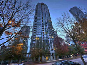 2 bedroom ,2 bathroom apartment , Coal Harbour