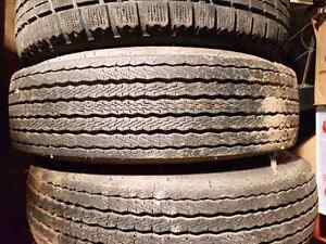 Trailer rims and tires 5x4.5 Kitchener / Waterloo Kitchener Area image 7