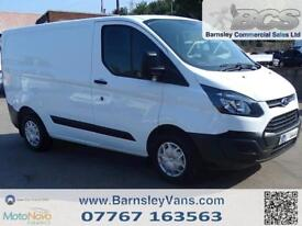 2015 65 FORD TRANSIT CUSTOM 290 SWB ONLY 50K 100BHP FINANCE AVAILABLE