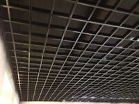 Commercial and Residential Drop Ceiling Installation
