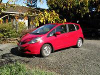 2010 Honda Fit DL Hatchback