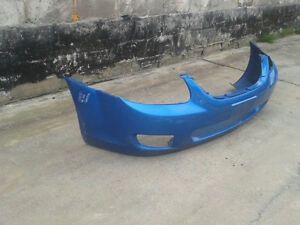 Used factory front bumper from a 2003-08 Kia Spectra Belleville Belleville Area image 3