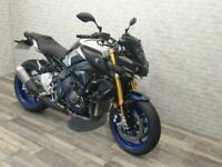 2020 YAMAHA MT-10SP WITH ONLY 1771 MILES FROM NEW