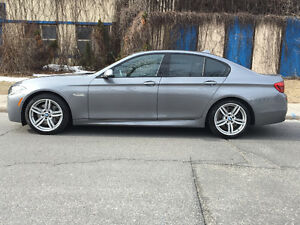 2016 BMW 5-Series 535d Sedan Diesel